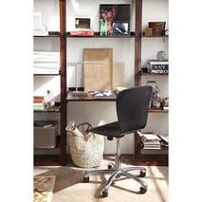crate and barrel home office. Modren Home Sloane Java Leaning Desk In Desks  Crate And Barrel Intended And Home Office