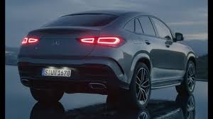 Always in the leading role: 2020 Mercedes Gle Coupe Ready To Fight Bmw X6 And Audi Q8 Youtube