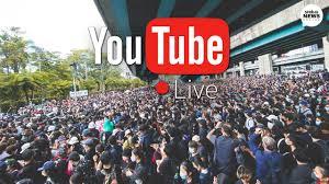 ไลฟ์สด ม็อบวันนี้ 17 ตุลา Live ชุมนุม 5 แยกลาดพร้าว - YouTube
