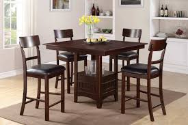 Bar Height Kitchen Table Set Counter Height Kitchen Table And Chair Sets Best Kitchen Ideas 2017