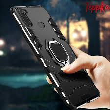 <b>Armor Shockproof Ring Holder</b> Case for Xiaomi Redmi Note 8T ...