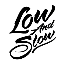 15 2 16 6cm Low And Slow Cool Fashion Art Font Text Car Body