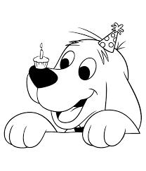 Kleurplaten Verjaardag Hond Brekelmansadviesgroep