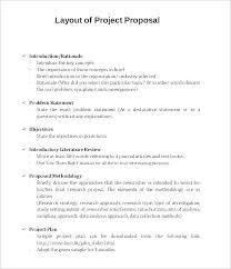 Project Outline Template Jimbutt Info