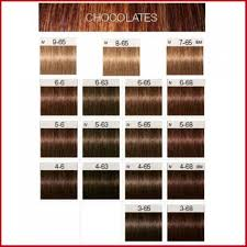 28 Albums Of Igora Royal Hair Colour Chart Explore