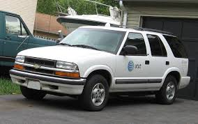 Chevrolet S-10 Blazer. price, modifications, pictures. MoiBibiki