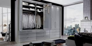 Schlafzimmer Schrank Modern Kleiderschrank Monzara Pharao24 De In