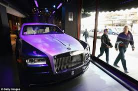 rolls royce wraith interior lights. pride of place the new 235000 rollsroyce wraith sportback coupe has been rolls royce interior lights
