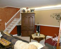 Two Toned Painted Rooms Home Design Ideas - Dining room two tone paint ideas