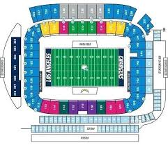 Chargers Seating Mymedinote Co