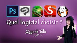 Zopiak Tuto Tablette Graphique Quel Logiciel Choisir