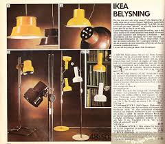 ikea lighting catalogue. Vintage Ikea Lamps Lighting Catalogue L