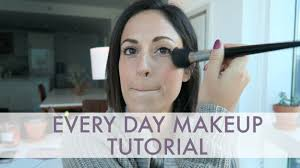 makeup video tutorial my every day look