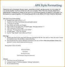 Apa Format Template Second Page Kadil Carpentersdaughter Co