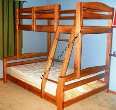 BUNK BED Paper Patterns BUILD KING OVER QUEEN OVER FULL OVER TWIN Easy DIY  Plans | eBay