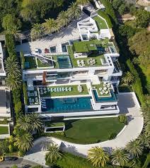 Spec Home Designs A 188 Million Modern Spec Home In Bel Air California