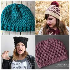 Crochet Hat Patterns Free