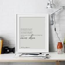 plaque audrey hepburn inspirational