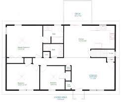 simple ranch house plans. Exellent Simple E Home Plans Simple Ranch House Floor Fresh Throughout N
