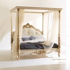 Four Poster Bed High End Italian Designer Four Poster Bed Juliettes Interiors