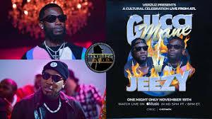 Gucci Mane vs Jeezy Verzuz Battle Going ...