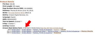 Amazon Sales Rank Chart Books Sales Ranking Chart T R Ragan