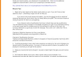 Summary Of Qualifications Utah Staffing Companies