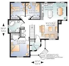 111 Best Country House Plans Images On Pinterest  Country House Country Style Open Floor Plans