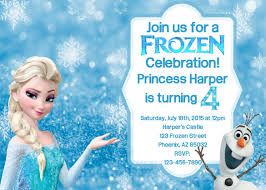 elsa birthday invitations frozen invitation card template elsa birthday invitations froz on