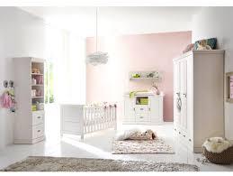 Babyzimmer Echtholz Mit ODETTE Kinderzimmer Kiefer Massivholz Weiß ...