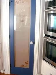 pantry glass door pantry door decals half glass interior door frosted pantry rustic doors with full pantry glass door