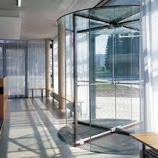this is an image of the dorma revolving door ktv atrium