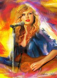 saatchi art artist amro ashry painting live the taylor swift