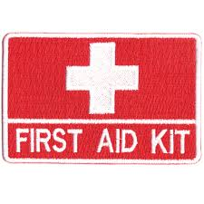 Walmart - Kit com On First Iron Aid Patch