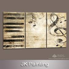 personalized custom wall decor music melody art canvas painting wholesale canvas picture prints decorative panels on personalized wall art canvas with personalized custom wall decor music melody art canvas painting