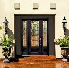 doors astounding entry doors with glass exterior doors exterior doors home depot entry doors with sidelights wanhapehtoori com