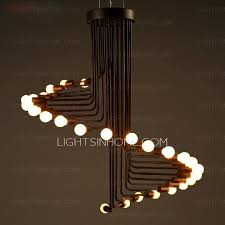 whimsical lighting fixtures. Whimsical Lighting Fixtures. Creative 26-light Wrought Iron Black Chandeliers Fixtures R F