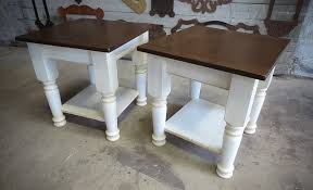 coffee tables ina farm table