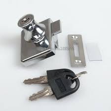 locks for double door hot glass cabinet lock double door locks perfect for ping malls display