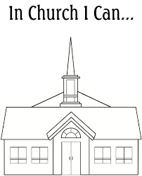 Small Picture Printable Coloring Pages Church