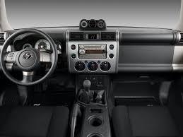 2007 Toyota FJ Cruiser Cockpit Interior Photo | Automotive.com