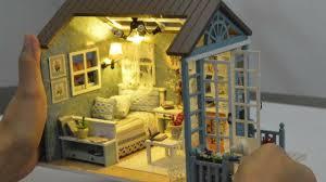 diy miniature dollhouse chandelier designs