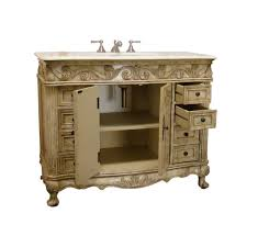 traditional style antique white bathroom: adelina  inch traditional antique bathroom vanity adelina  inch antique bathroom vanity