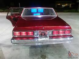 Chevy Caprice Classic