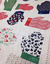 Quilt, Fabrics and Mittens on Pinterest & Mittens and Main Quilt Kit with Fabrics from by SunValleyFabric Adamdwight.com