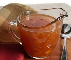 Brandy Marmalade Ham Glaze Recipe - RecipeTips.com
