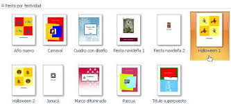 Aulaclic Curso Gratis De Microsoft Publisher 2007 4 Diseños De