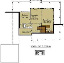 Open floor plans with loft House Plans Basement Floor Plan Max Fulbright Designs Open Floor Plan With Wrap Around Porch Banner Elk Ii