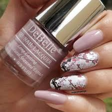 Easy Floral Nail Designs 8 Floral Nail Art Designs For Beginners Debelle Cosmetix
