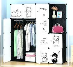 closet garment bag cloth storage furniture wardrobe bedroom wardrobes saving space locker sundries cabinet protector bags